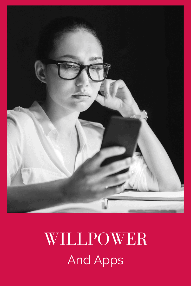 Willpower and Apps