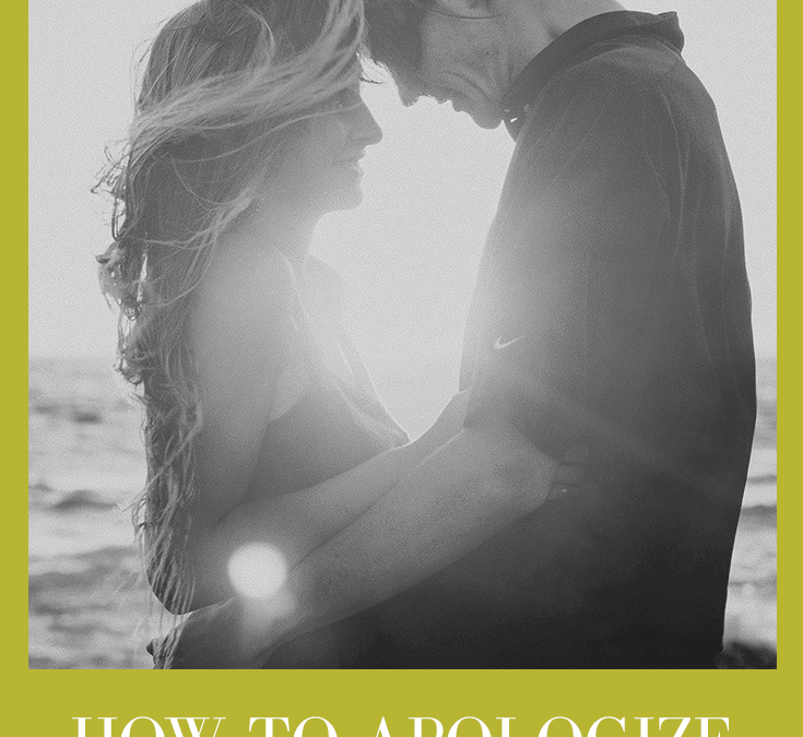HOW TO APOLOGIZE FOR REAL (AND WHY IT'S SO HARD)!
